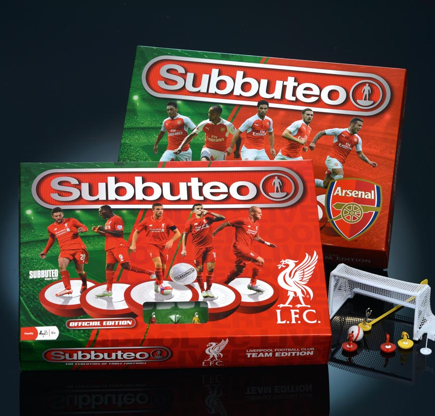 Subbuteo Official Team Editions