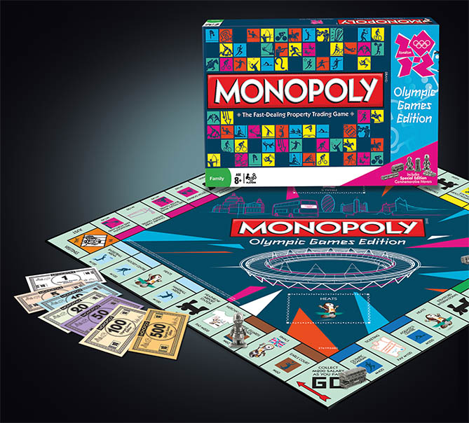 Monopoly London 2012 Edition