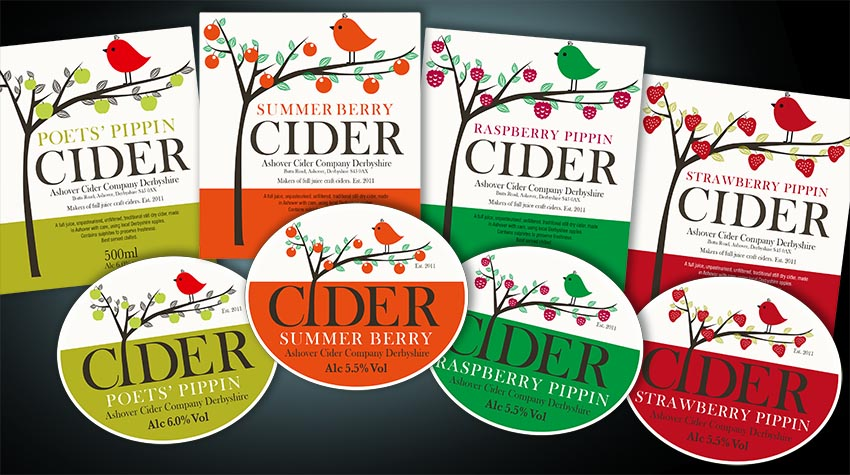Poets' Pippin Cider