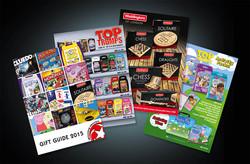 Winning Moves UK cross sell leaflet