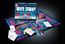 Wife Swap DVD Board Game