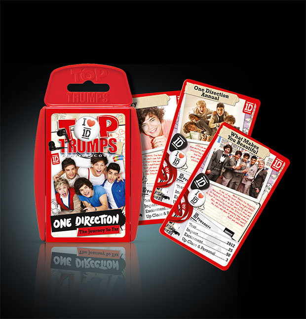 TOP TRUMPS EDITIONS