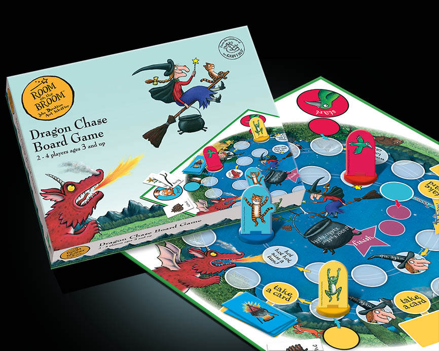 CHILDREN'S BOARD GAMES