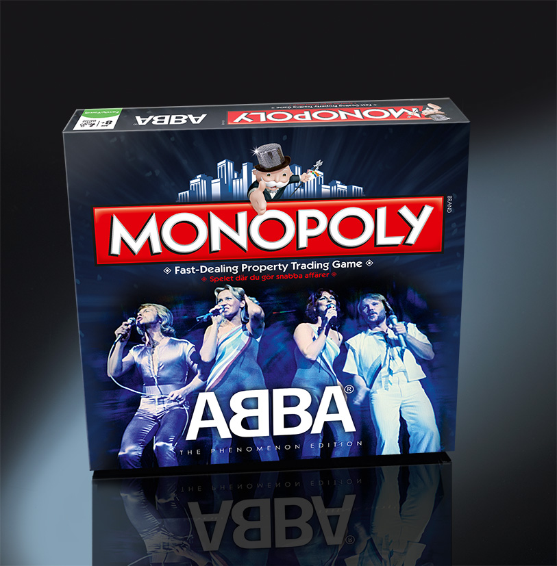 Monopoly ABBA Edition