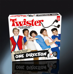 Twister 1 Direction Edition
