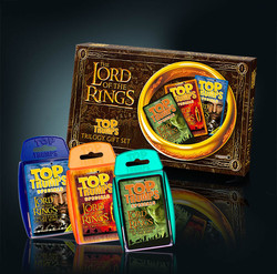 Top Trumps Lord of the Rings Trilogy Gift Set
