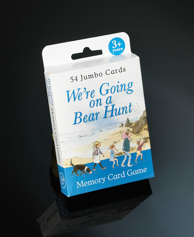We're Going on a Bear Hunt Card Game