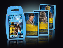 Top Trumps Doctor Who Edition