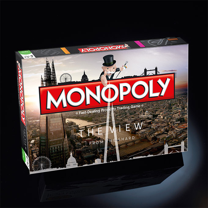 Monopoly The Shard Edition
