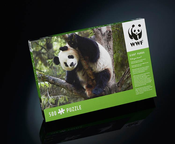 WWF 500pc Puzzle range