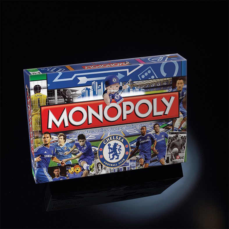 Monopoly Chelsea FC Edition