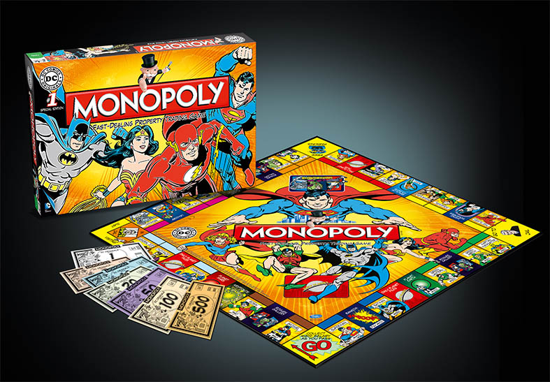 Monopoly DC Edition