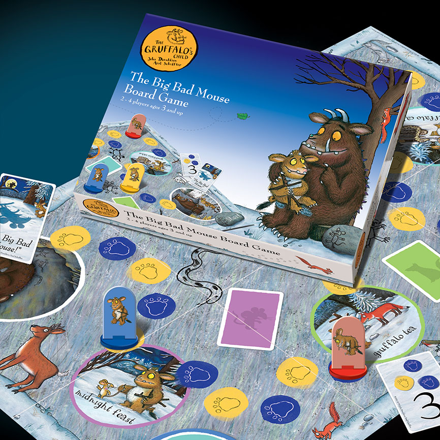Gruffalo's Child Board Game