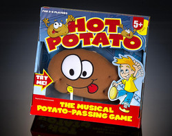Hot Potato Game
