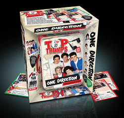 Top Trumps 1Direction Collector Tin