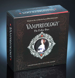 Vampireology Board Game