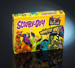 Scooby-Doo Board Game