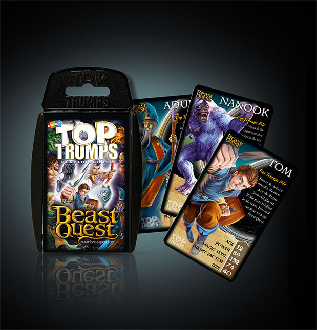 Top Trumps Beast Quest