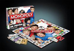 Monopoly 1 Direction Edition