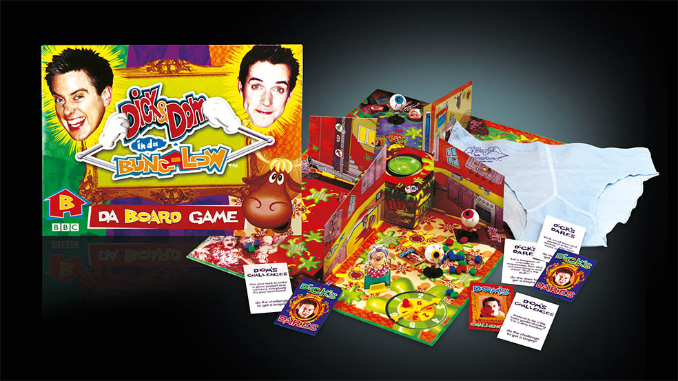 Dick & Dom Board Game