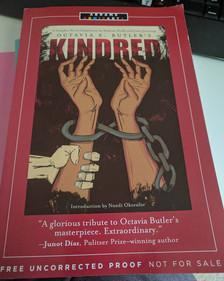 #amreading: Kindred: A Graphic Novel Adaptation