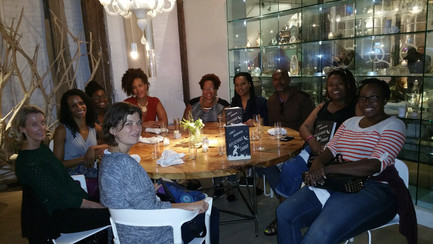 Book Club Meeting: James Hanneham and his book Delicious Foods