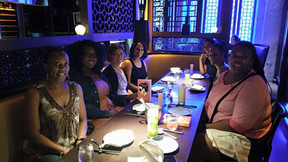 Book Club Meeting: Crazy Rich Asians