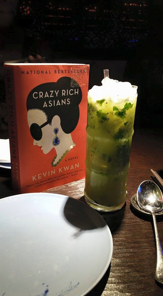 Book Club Meeting: Crazy Rich Asians by Kevin Kwan
