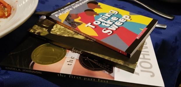 Books by Award Winning Angela Johnson