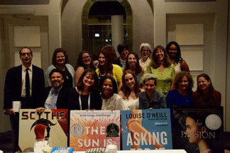 2017 Printz Honor Authors, Agents, and Committee Members