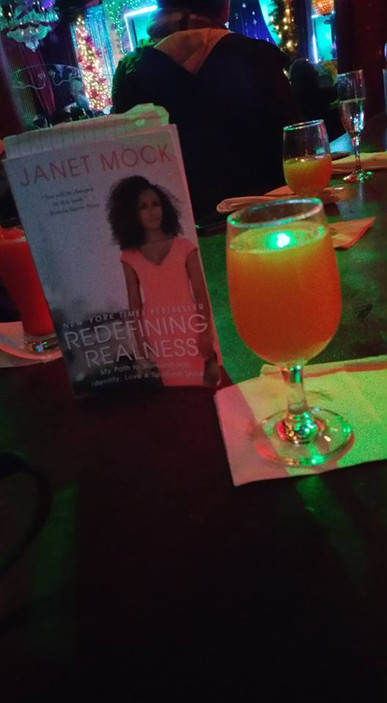 Book Club Meeting: Redefining Realness by Janet Mock