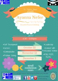 Ayana Nefer Mentoring Group
