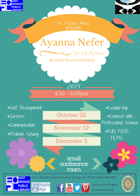 Ayana Nefer Mentoring Group