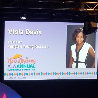 Viola Davis....yes honey!