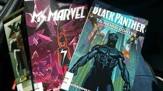#amreading: Comic Books