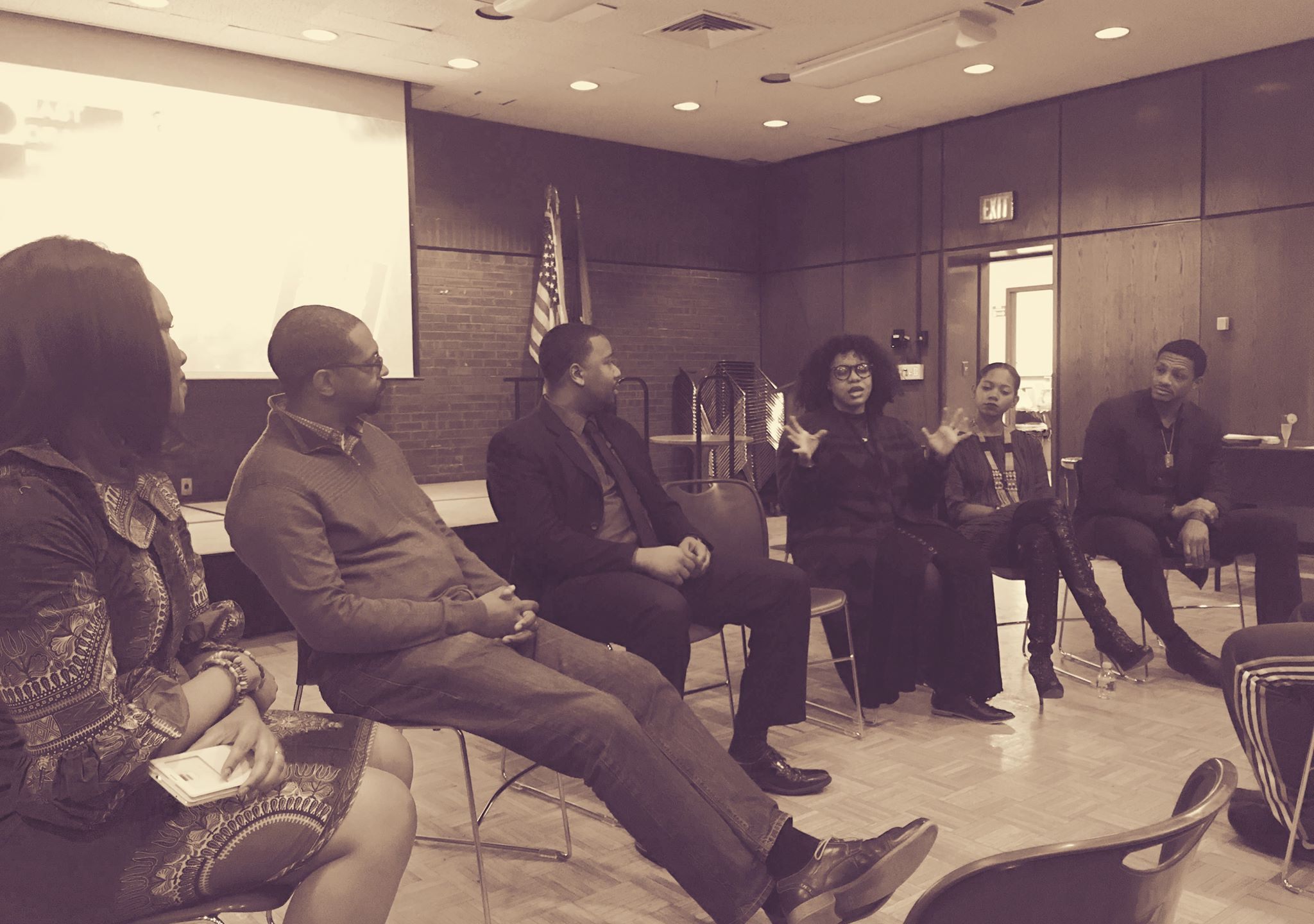 #BlackFutureMonth Panelists