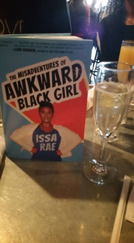 Book Club Meeting: The Misadventures of Awkward Black Girl by Issa Rae