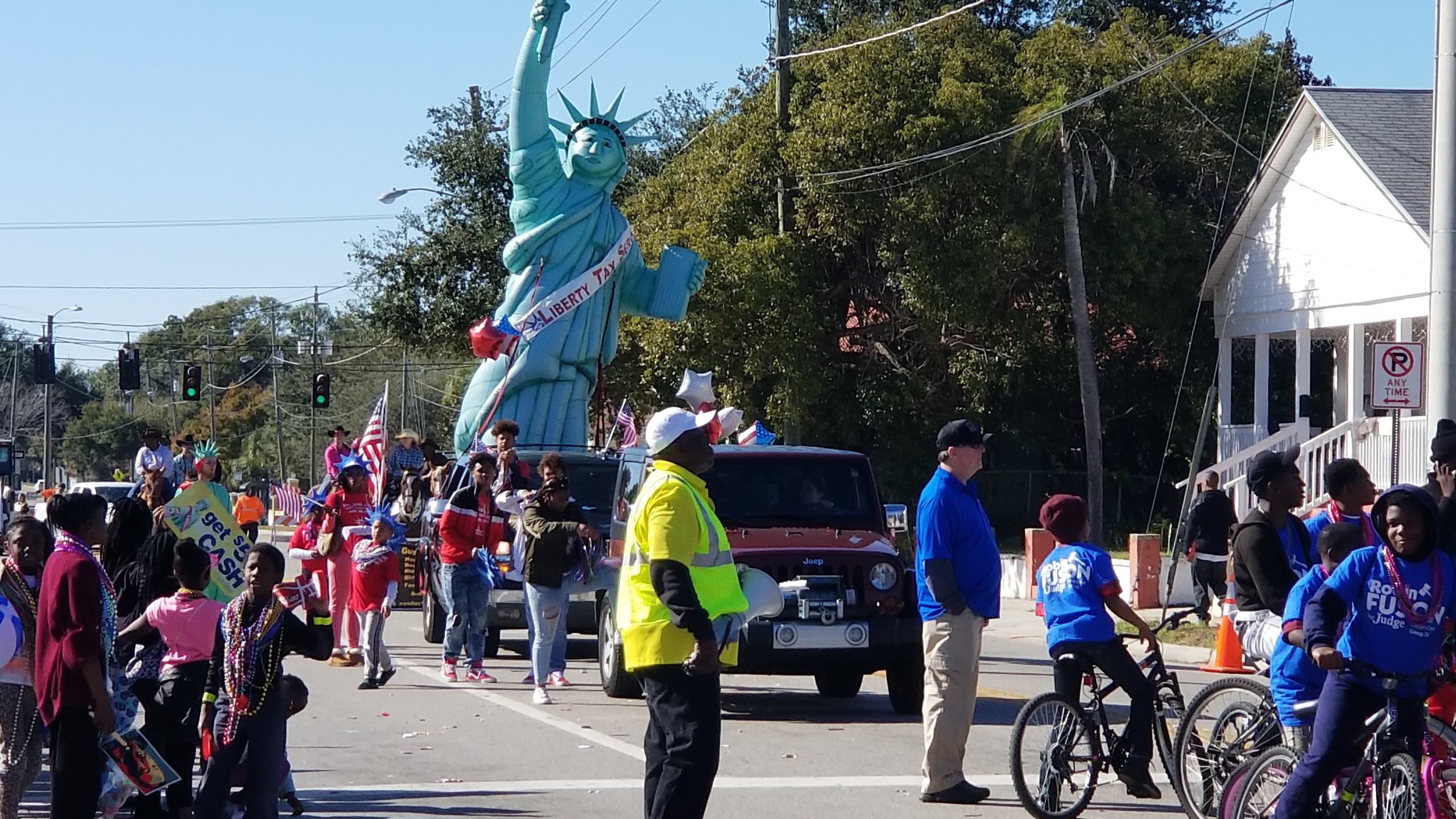 Statue of Liberty Balloon!