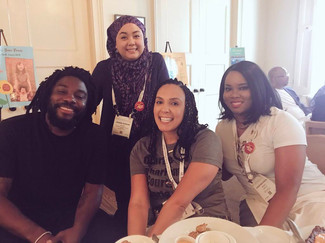 Breakfast with Jason Reynolds