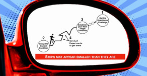 How to take Deliberate Steps