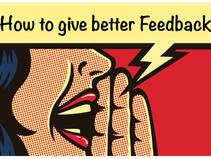 How to give better Feedback