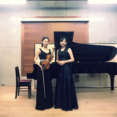 デュオコンサート  in 南風会サロン