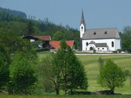 Pfarrkirche St. Jakob Aufham