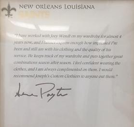 New Orleans Louisiana Saints Payton.PNG