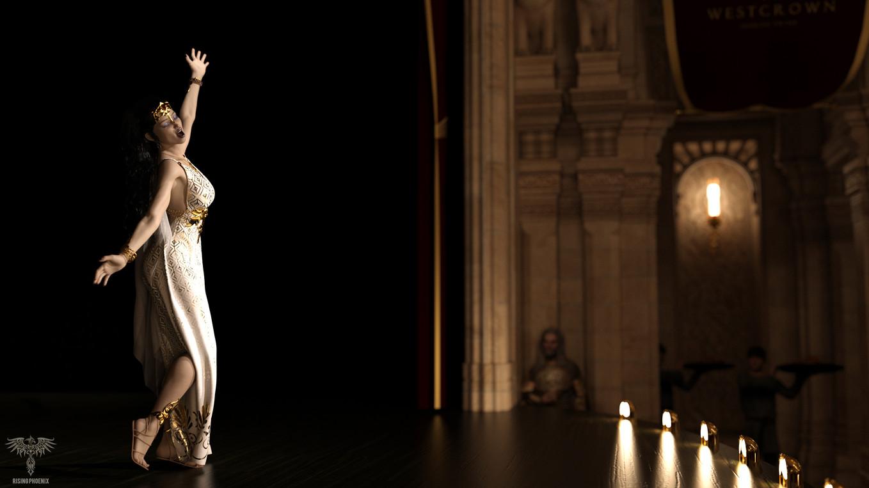 Mera Wist-Thrune - 112919 - On stage (si
