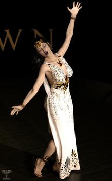 Mera Wist-Thrune - 112919 - On stage (Cl