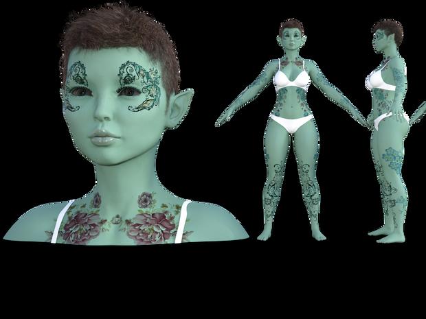 Amandha (Fairy)