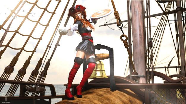 Tessa Steele -  111219 - Showboating on
