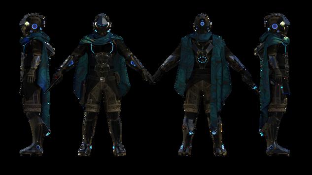 Explorer Suit