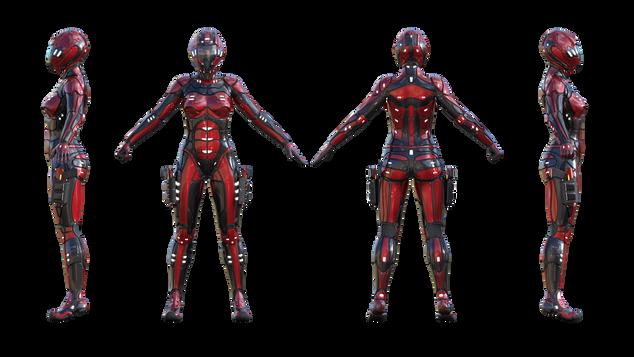 Hydron Suit